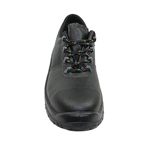 Feldtmann workers s3 sRC chaussures berufsschuhe 00823 chaussures plates Noir - Noir