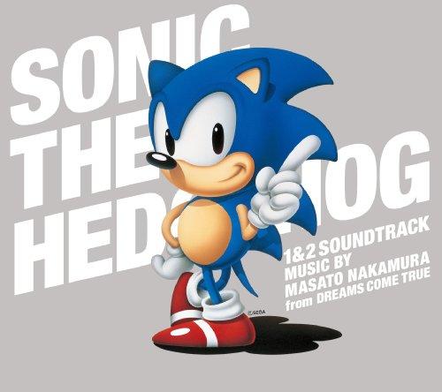 Sonic the Hedgehog 1&2 Soundtr (Sonic 1 Und 2-soundtrack)