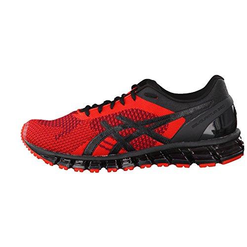 Asics Gel Quantum 360 Knit Ot Red Black Onyx Rouge