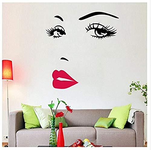Sterne Decor Schöne Entfernbare Wandaufkleber Hauptwandkunst Schlafzimmer Dekor Wohnzimmer Aufkleber ()
