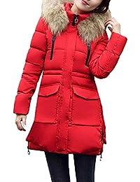 ZHRUI Cappotto Invernale Cappotto Donna 93c576cfd47f