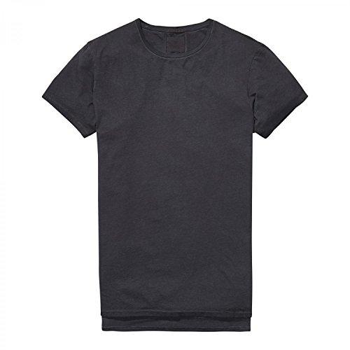 Sctoch & Soda Herren T-Shirt Classic Shortsleeve Tee 139723 Black
