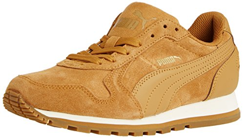 Puma ST Runner SD Sneakers Unisex Marrone (Chipmunk-Chipmunk)