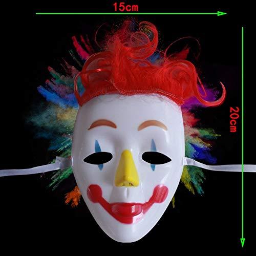 JSSFQK Máscara Nueva Máscara De Halloween For Adultos