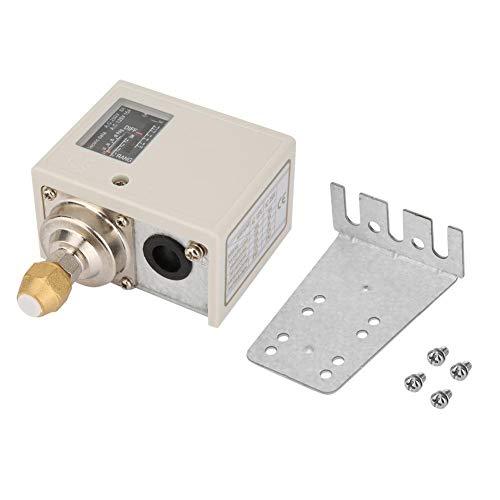 Qiterr Druckschalter, elektronische Luft-Wasser-Pumpen-Kompressor-Steuerpult-Druck-Steuerschalter -
