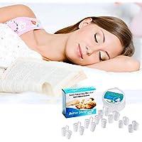 Anti Schnarchen Geräte,Schnarchstopper Nasendilatatoren für Anti Schnarchen Unterstützung Schlafapnoe Relief 8... preisvergleich bei billige-tabletten.eu