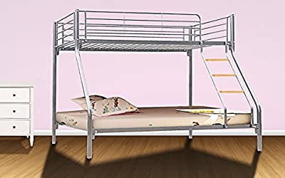 Dirty Pro Tools™ Brand Triple Sleeper Bunk Bed Metal Single Double Triple 3 Children's Bunk Bed