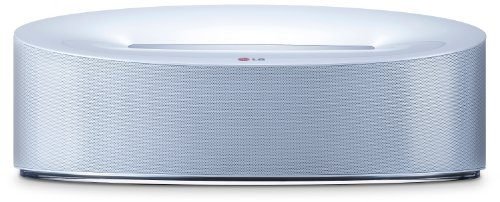 LG ND5630 Dual Dockingstation (AirPlay, Bluetooth) silber