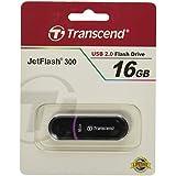 Transcend  JetFlash 300 Hi-Speed 16GB USB-Stick USB 2.0