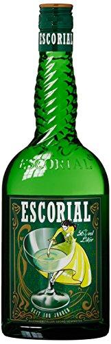 Escorial Grün - hochprozentiger Kräuterlikör (1 x 0.7 l)