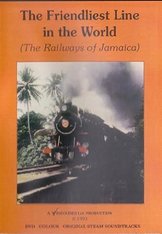 Railways of Jamaica Dvd, the Friendliest Line in the World