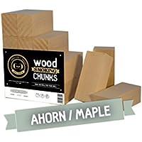 Grillgold madera para ahumar 16 Wood Smoking Chunks arce