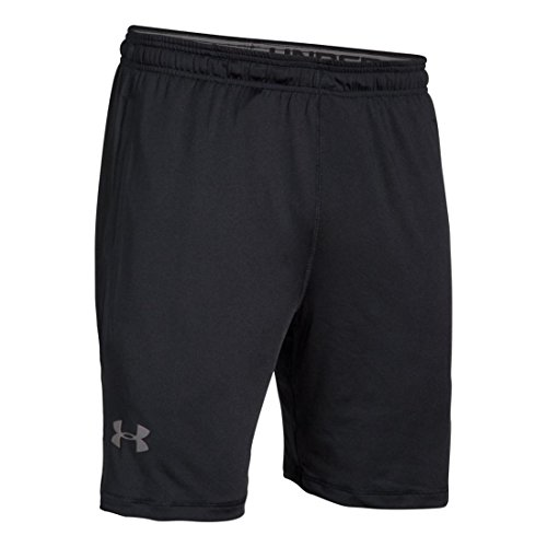 Under Armour Herren Running-Kompressionswäsche/Hose Run Compression Short Black