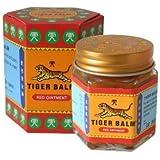 Tiger Balm Baume du Tigre 1 vasetto di 30gr Rosso