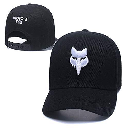 Woyaochudan Sombrero Casual Motorsports Fox Fox Monster