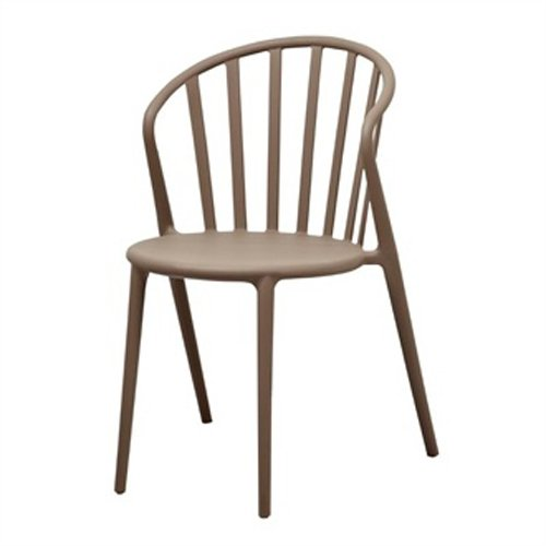 Bolero CK867 PP Armchair, Coffee