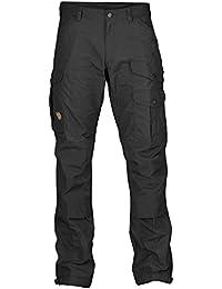 Fjäll Räven Vidda Pro Trousers Long - dark grey/dark grey, Größe:60