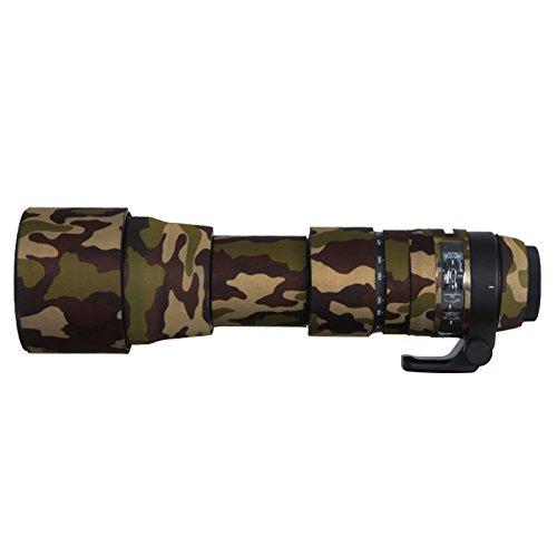 Selens Neopren Kamera Objektiv Abdeckung für Sigma 150-600mm C, Camouflage Camo Grün