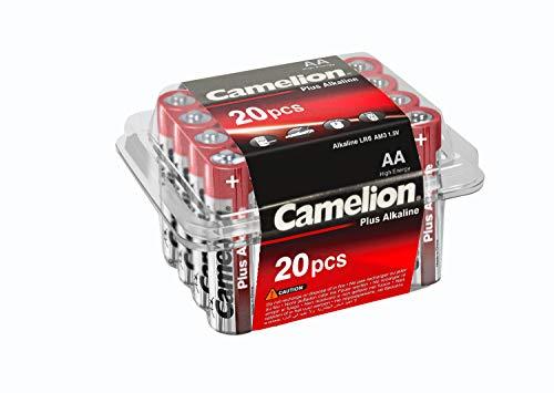 Camelion batterie 11102006 Plus Alkaline (LR6, Mignon, AA, 20)