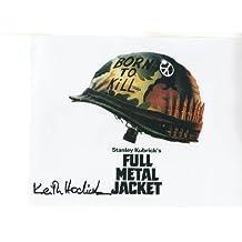 Keith Hodiak (Full Metal Jacket)–Autografo