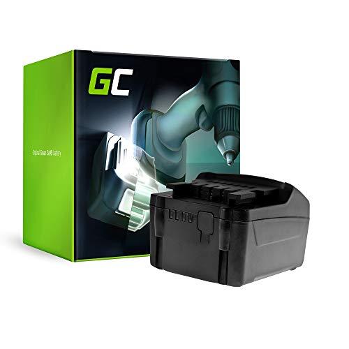Green Cell® Werkzeug Akku für Metabo Combo Set 2.1.5 18 V 685058000 (Li-Ion Zellen 3 Ah 18V) -