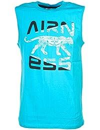 Airness - Debstin turq - Tee shirt sans manches