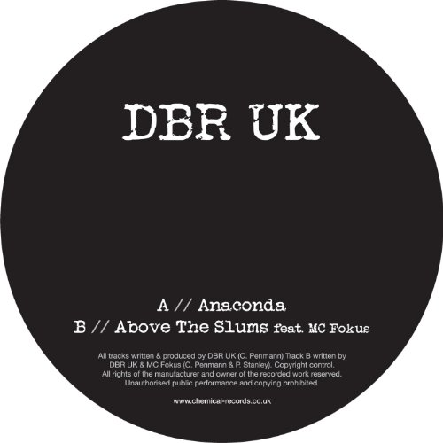 Anaconda / Above the Sums (feat. MC Fokus)