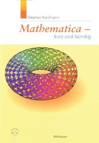 Mathematica - Kurz und bündig