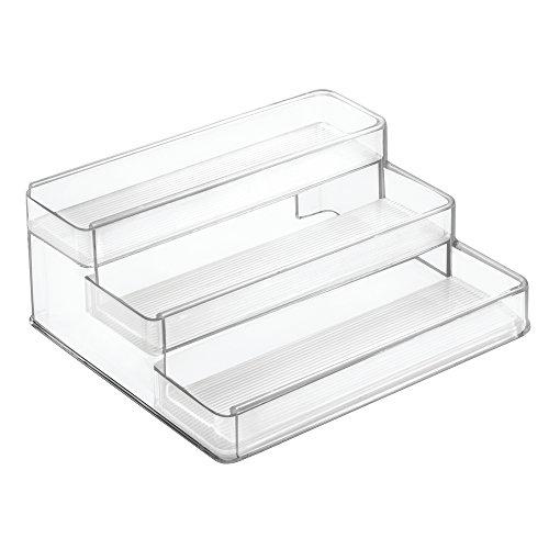 19 99 mdesign gewrzregal fr kchenschrank und arbeitsflche ausziehbarer gewrzstnder aus. Black Bedroom Furniture Sets. Home Design Ideas