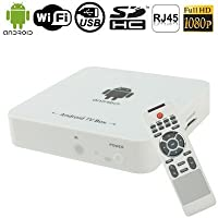 gv-2 C 1080P Full HD Android OS 2.3 TV