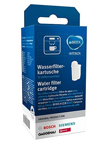 3x Bosch TCZ7003 Wasserfilter Brita Intenza für Kaffeevollautomaten-Baureihen TCA 7, TCC 7, TES 70