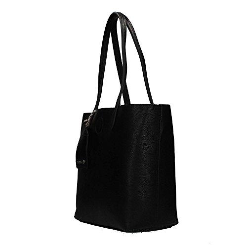 Descuento En El Precio Barato Auténtica RoccoBarocco ROBS0IS01F Shopping Bag Donna Black Barato wBXgJD