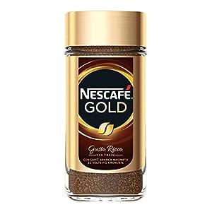NESCAFÉ GOLD Caffè Solubile Barattolo, 200 g