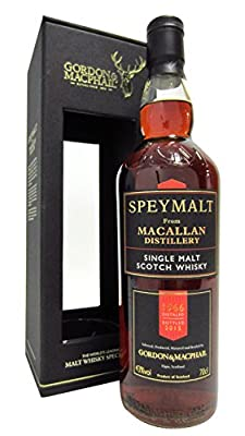 Macallan - Speymalt - 1966 49 year old Whisky