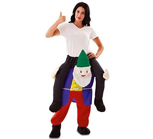 Zzcostumes Adult GNOME Kostüm für Erwachsene