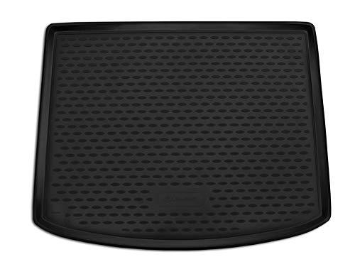 SIXTOL Auto Kofferraumschutz für den Volvo V40 - Maßgeschneiderte antirutsch Kofferraumwanne für den sicheren Transport von Einkauf, Gepäck und Haustier
