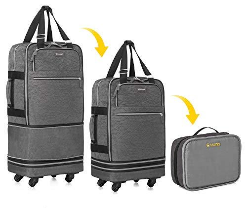d312babd1502a Biaggi Luggage ZipSak Boost. Erweiterbar Carry On – 55