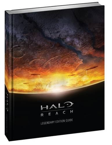Halo Reach Limited Edition Guide (Brady Games) (Halo Wars Game Guide)