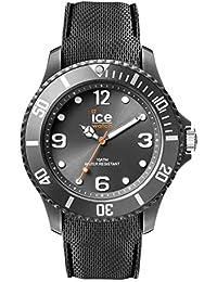 Ice-Watch - Ice Sixty Nine Anthracite - Montre Grise Mixte avec Bracelet en Silicone - 007280 (Medium)