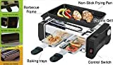 Diswa Compact Electric Barbecue Grill An...