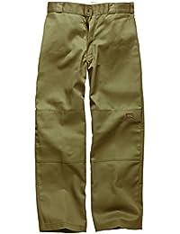 Dickies Double Knee Work - Pantalon - Droit - Homme