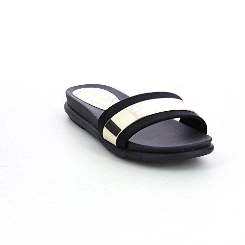 Sandali metallizzato da donna ultra confortevole Dorato