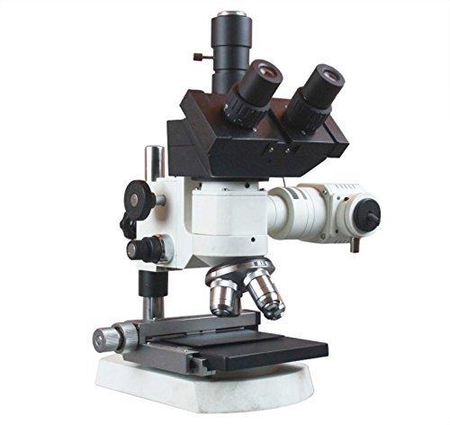 Radical Trinokular-Mikroskop / Industrie-Metallurgie-Mikroskop, aus Metall,...