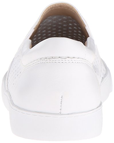Clarks Glove Puppet moda Sneaker White Leather