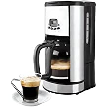 Lacor 69279 - Cafetera de goteo programable, 1,8 l