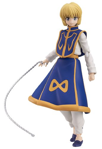 figma HUNTER x HUNTER Kurapika (ABS & PVC painted action figure) (japan import)