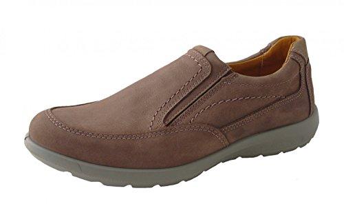 Jomos Hommes Slipper 318203-12-3069 taille brun 41-47 braun
