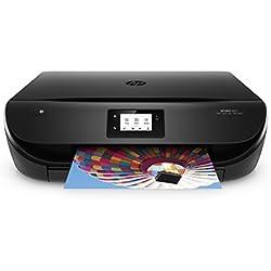 HP ENVY Photo 4527 Impresora multifunción All-in-One (Inyección de tinta A4, Wi-Fi, Imprime, Escanea, Copia, pantalla LCD, USB 2.0, 4ppm, 360 MHz), color negro