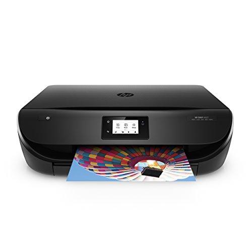 HP ENVY 4527. Tecnología de impresión: Inyección de tinta térmica, Impresión: Impresión a color. Resolución máxima: 4800 x 1200 DPI, Velocidad de impresión (color, calidad normal, A4/US Carta): 6,8 ppm. Copiando: Copia a color. Resolución máxima ...