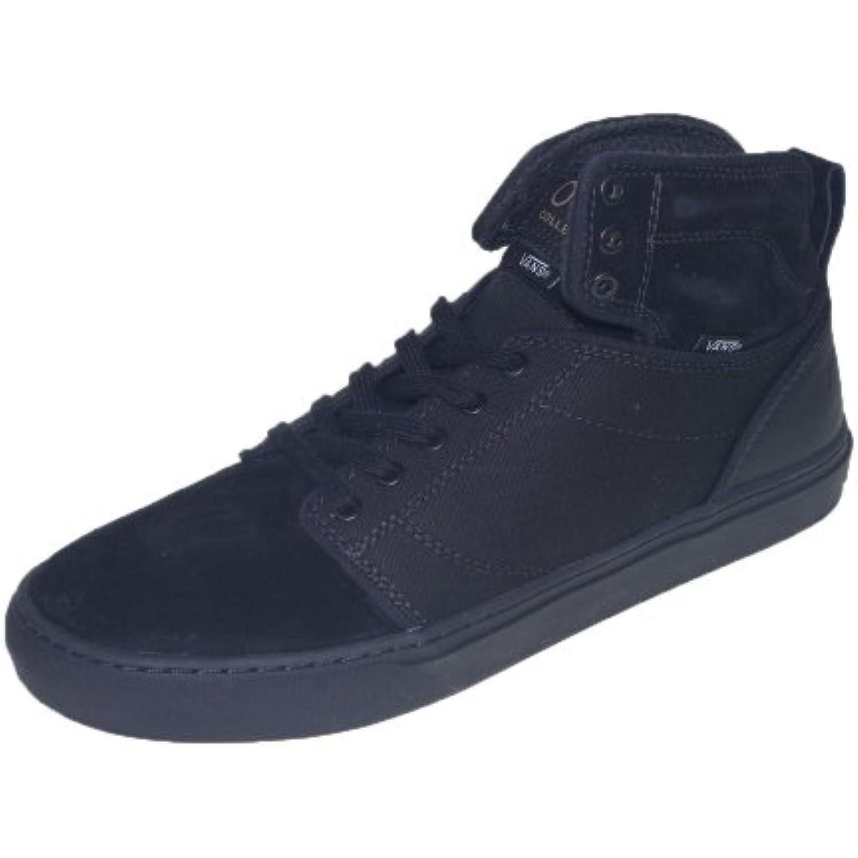 Vans Alomar Basic - Zapatillas de Piel para hombre Negro negro -